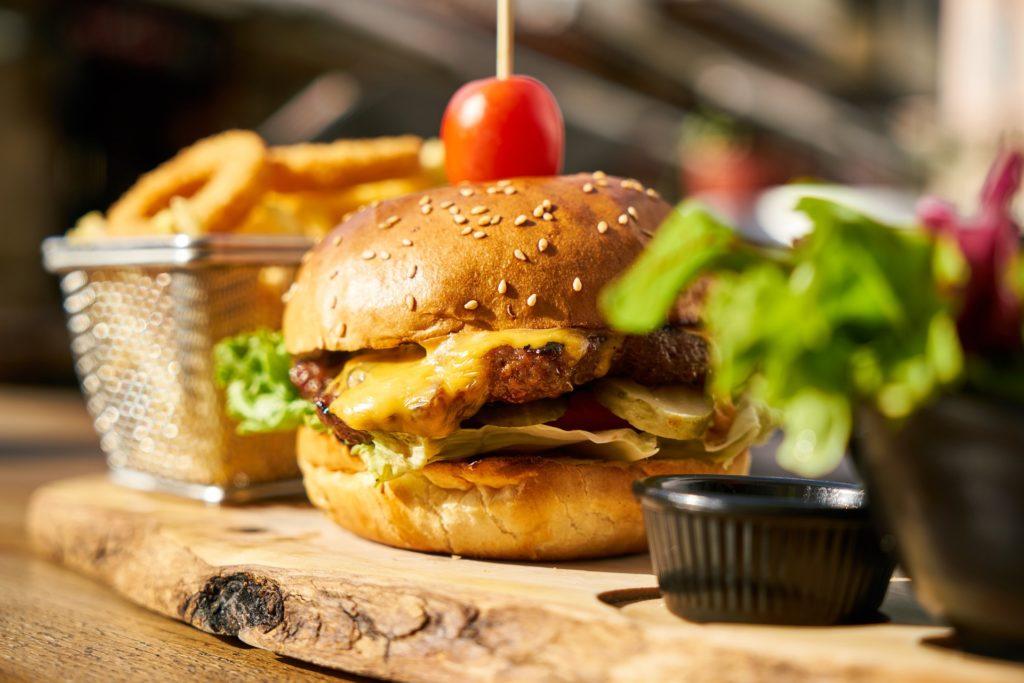 Burgers sucrés, bien gras et Prix Nobel